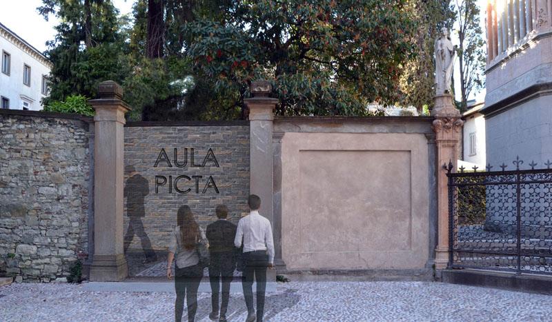 Presentato lo spazio espositivo dell'Aula Picta