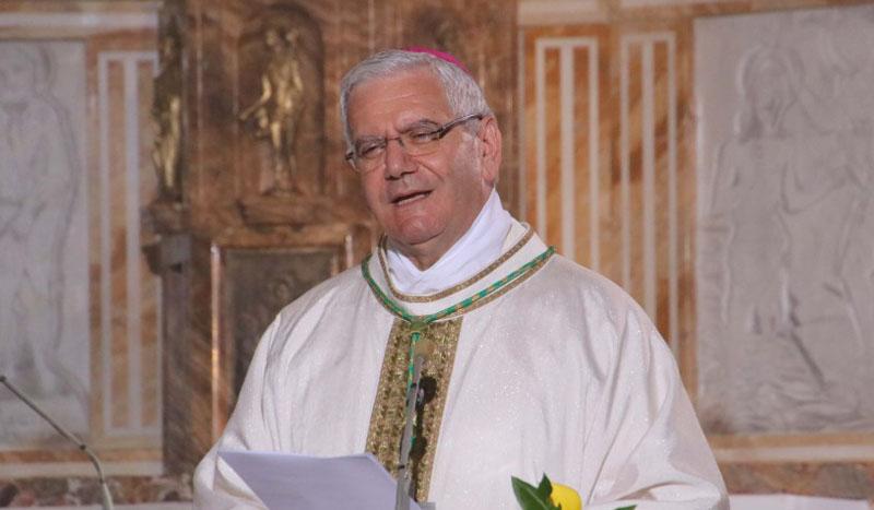 Nomine del Vescovo nel mese di settembre 2019