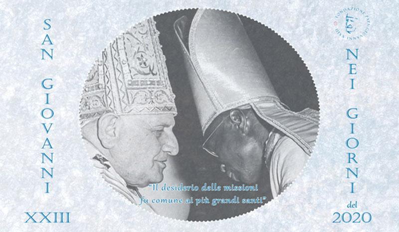 Papa Giovanni nel quotidiano della missione. Presentato il calendario 2020