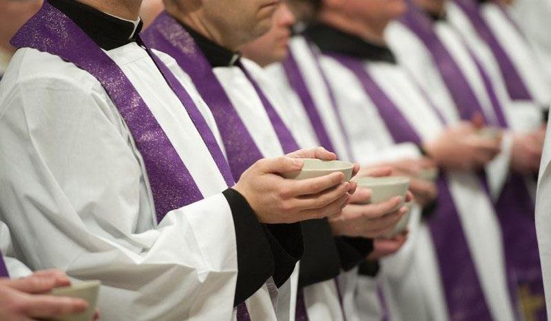 22 novembre - Giornata Nazionale per il sostentamento dei sacerdoti diocesani