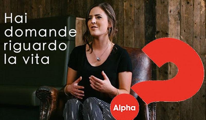 Dal 20 gennaio - Corso Alpha: riscoprire la fede per giovani dai 20 ai 35 anni