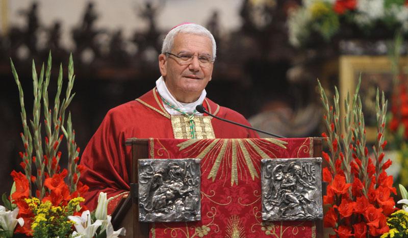 celebrazioni del vescovo