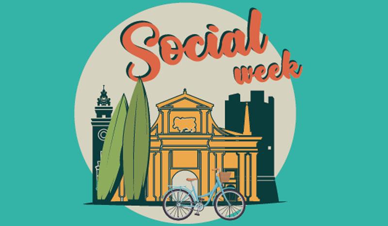 Dal 27 luglio al 2 agosto la Social Week rivolta ai giovani