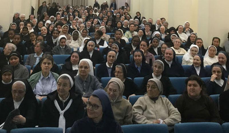 24 ottobre - Assemblea della Vita Consacrata