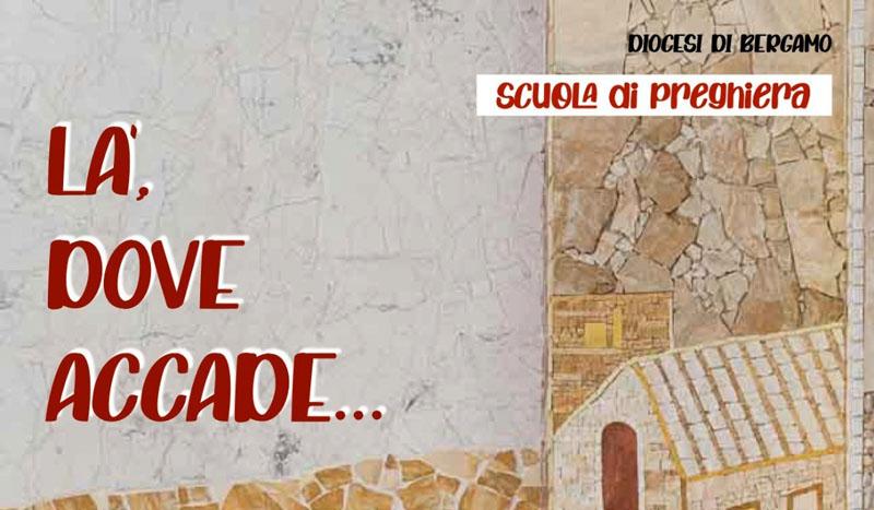 """Dal 20 novembre - Scuola di preghiera on line per giovani """"Là, dove accade..."""""""