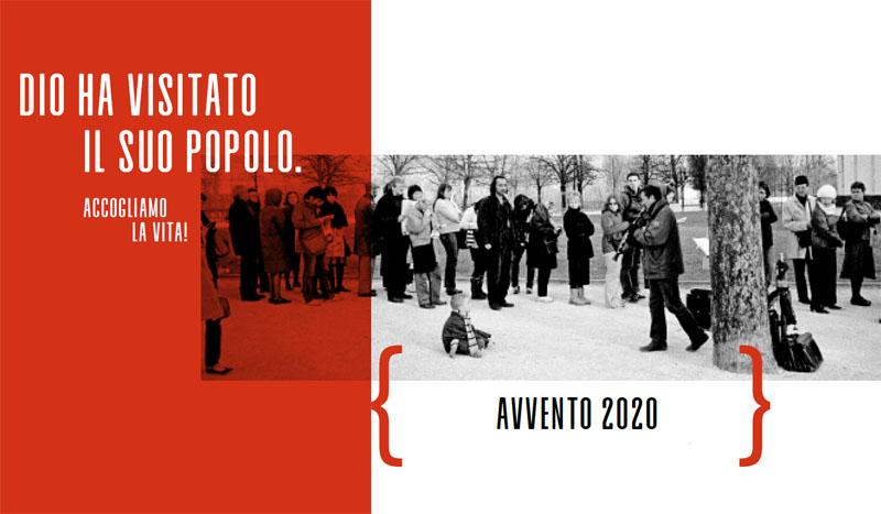 On line le proposte per l'Avvento 2020