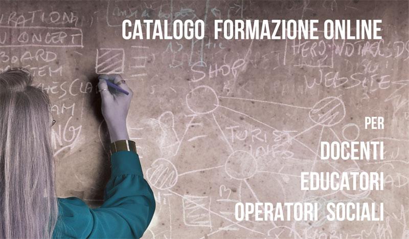 Formazione per docenti - Catalogo di proposte organizzate dal Patronato S. Vincenzo