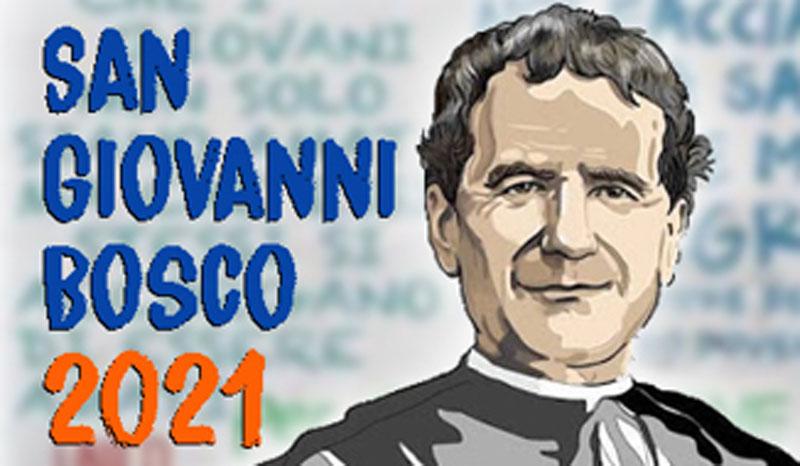 """""""Con il passo giusto..."""" - Festa di San Giovanni Bosco 2021"""